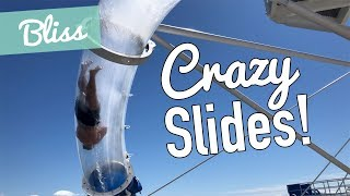 Norwegian Bliss Cruise Review  - Day 2 vlog