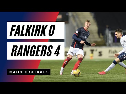 Falkirk Rangers Goals And Highlights