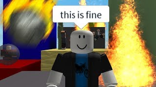 Terrible Luck (Roblox Plates of Fate)