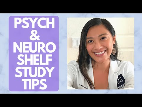 MEDICAL SCHOOL CLERKSHIPS: HOW TO STUDY FOR THE PSYCHIATRY