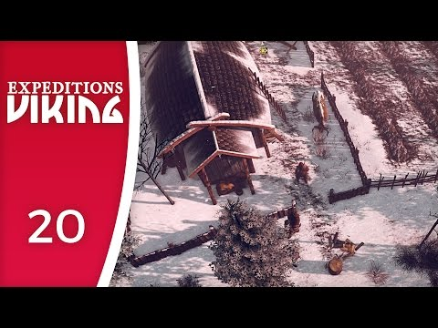 The marsh's not the most dangerous place around - Let's Play Expeditions: Viking #20