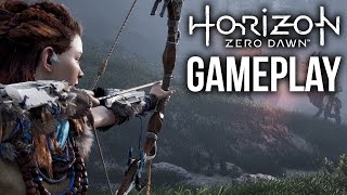 Horizon Zero Dawn Gameplay & First Impressions #1