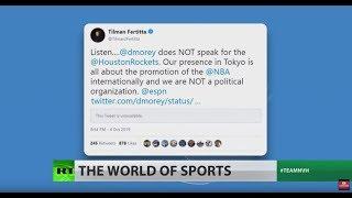 Pro-Hong Kong tweet causes massive uproar in NBA