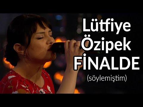 Lütfiye Özipek - Unutamam | O Ses Türkiye Yarı Final