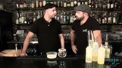 Amaretto Sour and Ferrari Cocktail: Italian Drink Recipes