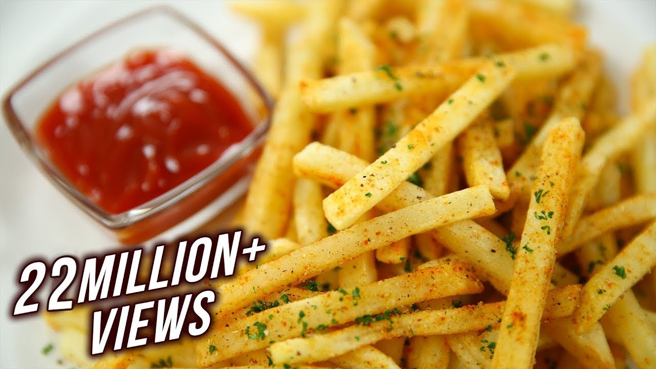How To Make Crispy French Fries Recipe Homemade Perfect French