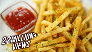 How to Make Crispy French Fries Recipe