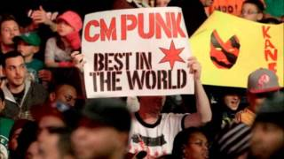 WWE CM Punk Chants (SOUND EFFECT)