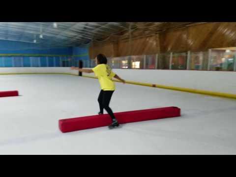Tuition Mission Challenge 4: Carolina Ice Zone Ice Skating Race
