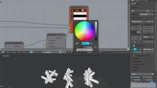 BS / SV 3D فوكسل الشبكة Nestiness (LIVENODING488)