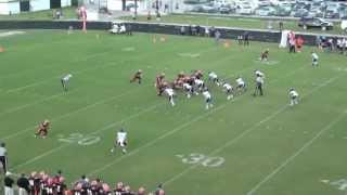 Dillon Bates 2012 Junior Highlights