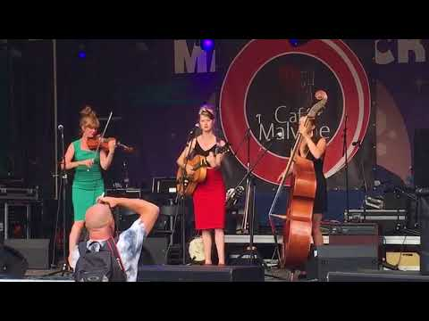 The Bonnie Blues - It's a sin to tell a lie (live @ Maanrock 2017)