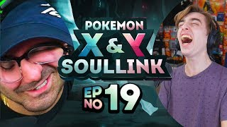 CONTROL YOURSELF!! - Pokemon X and Y Randomized Soul Link EP 19