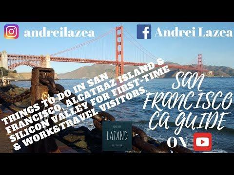 san-francisco,-ca- -alcatraz- -silicon-valley-guide.-work-&-travel-vlog-2018- -gopro