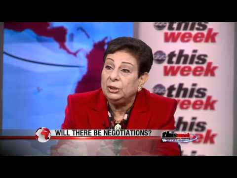 Interview with Hanan Ashrawi