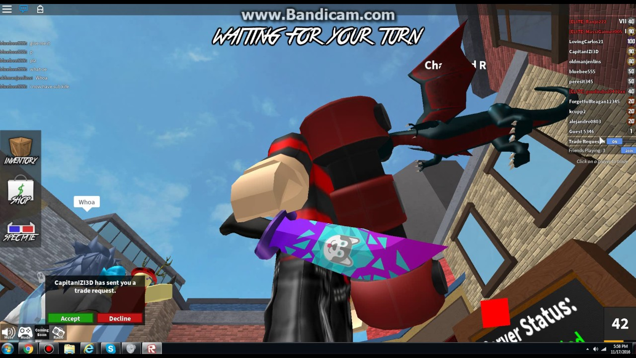 Roblox MM2: Some New Codes   Daikhlo