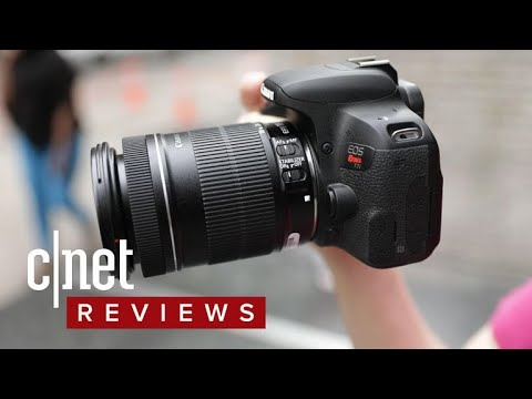 Canon T7i/800D review: Still a solid step-up for new dSLR fans