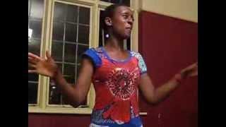Patience Agbabi - 'The Wife of Bafa' - July 2013