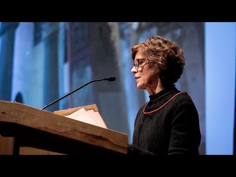 """Jeanne Gang, """"Material World"""", Lecture 1 of 3, 04.10.18"""