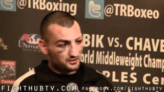 "Vanes Martirosyan ""I hope Canelo Is Ready For Me"""