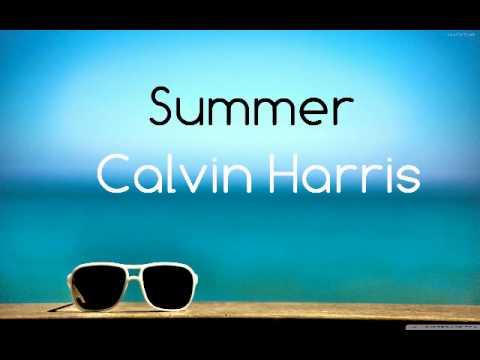 Summer - Calvin Harris ( Descarga Audio HQ)