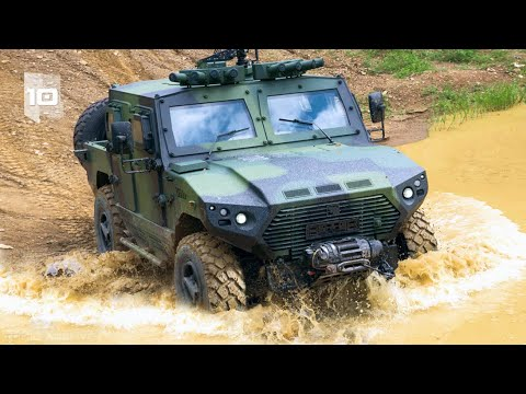 Top 10 Military Armored Vehicles. Part 2