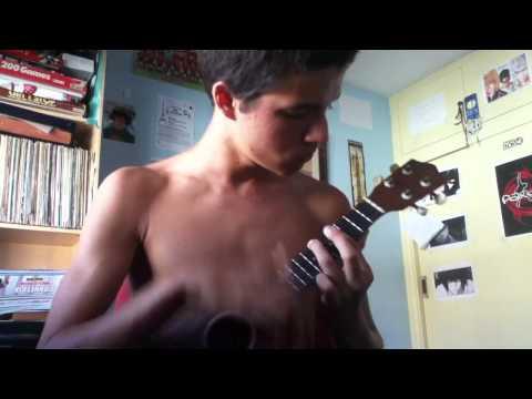 Hey soul sister on ukulele