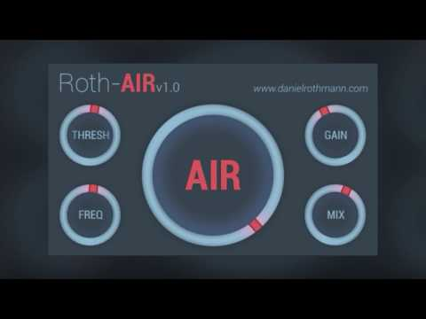 Roth-AIR | FREE PLUG-IN WEEKLY