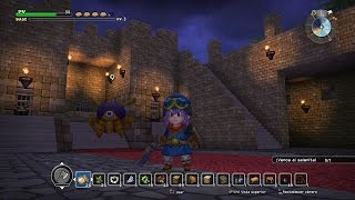 DRAGON QUEST BUILDERS - COMBATE EN EL PALACIO!! #8