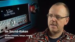 nachgehakt: 3D-Ton: Dolby Atmos, DTS:X und Auro 3D