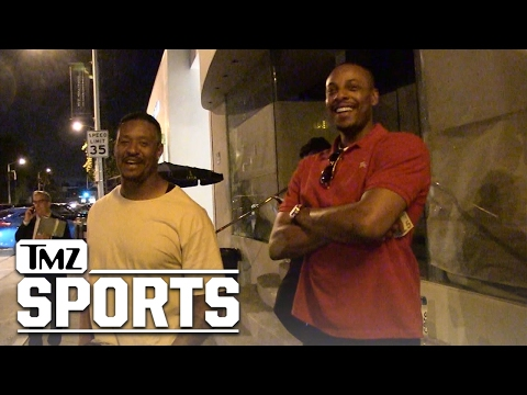 PAUL PIERCE & WILLIE MCGINEST Key to Retirement? GET A CHAMPIONSHIP FIRST | TMZ Sports