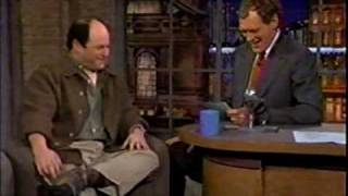 Jason Alexander on David Letterman