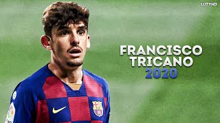 Francisco Trincao 2020 - The Future of Barcelona | Skills & Goals | HD