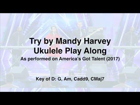 Try Ukulele Play Along