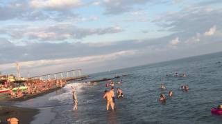 Сочи  Элит 00137 Пляж Чайка (центр Адлера)