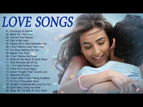 Best Romantic Love Songs Of All Time - Greatest Love Songs Forever
