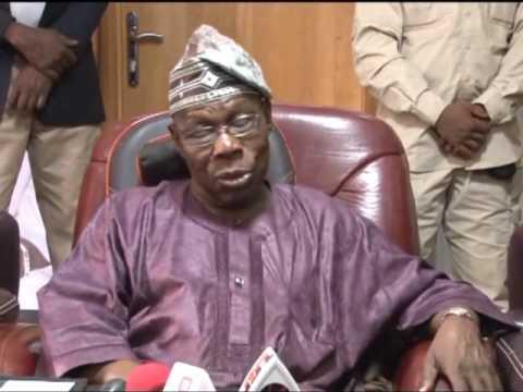 Obasanjo receives Liberian Vice President
