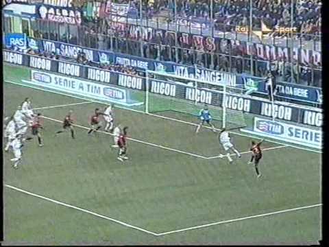 Serie A 2004/2005: AC Milan vs Bologna 0-1 - 2005.01.30 ...