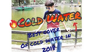 Justin Bieber- Cold Water (best facecam cover)