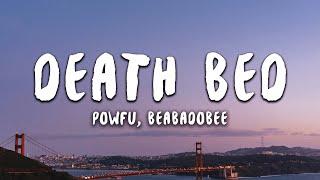 Download lagu powfu - death bed ft. beabadoobee (Lyrics) | don't stay away for too long