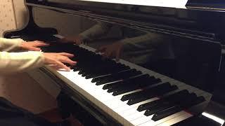 ピアノ演奏「青空願ってまた明日/ジャニーズWEST」【耳コピ】
