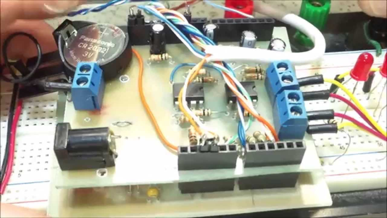 How to control blackbox led s using arduino pwm