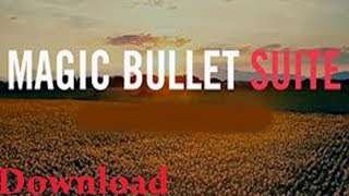 How to Download & Install Plugin Magic Bullet Suite 12
