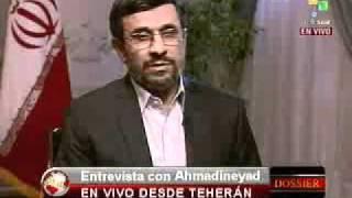 Dossier: Entrevista a Mahmud Ahmadinejad