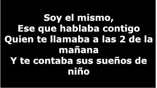 Repeat youtube video Prince Royce - Soy el mismo (con letra - lyrics)