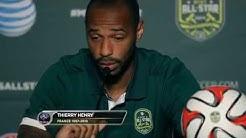 Thierry Henry bedauert Franck Riberys Rücktritt aus der Equipe Tricolore | Nationalelf Frankreich
