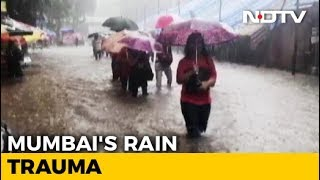 5 Dead, Mumbai On 'Red Alert' As More Rain Expected Today