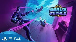 Realm Royale | Join the Fight | PS4