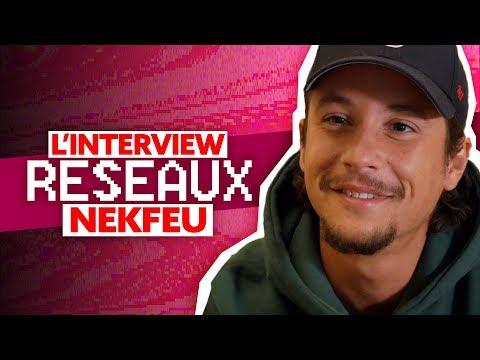 Nekfeu Interview Réseaux : Orelsan tu stream, Le Cercle tu RT, Kalash Criminel tu likes ?