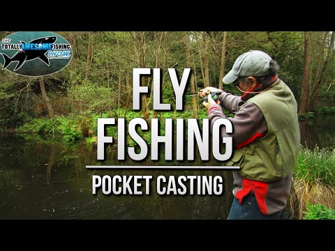 Fly Fishing for Trout - Pocket Casting | TAFishing